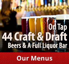 Craft & Draft Beer at Abe's Place